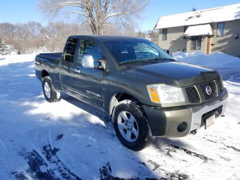2005 Nissan Titan for sale at Shores Auto in Lakeland Shores MN