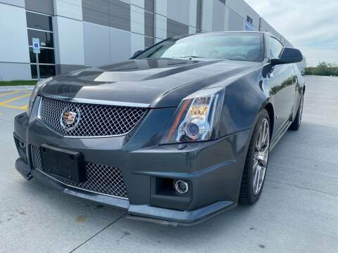 2011 Cadillac CTS-V for sale at Quality Auto Sales And Service Inc in Westchester IL