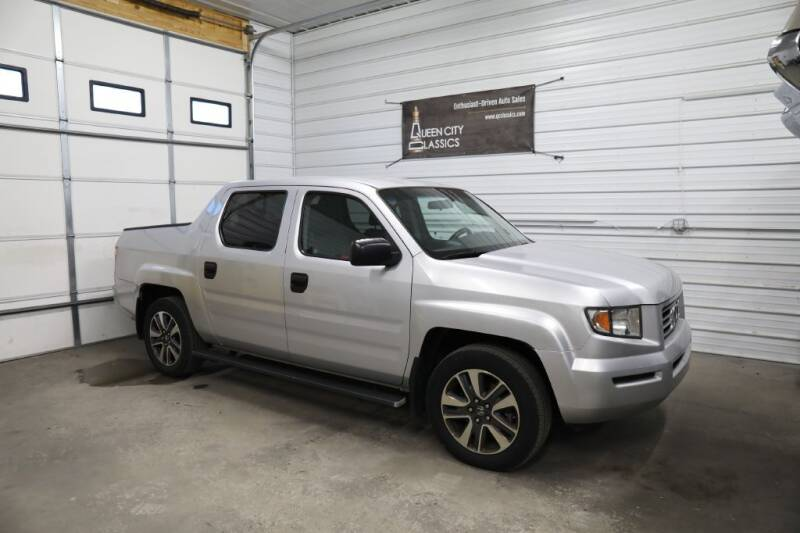 2008 Honda Ridgeline for sale at Queen City Classics in West Chester OH