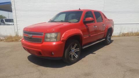 2008 Chevrolet Avalanche for sale at Advantage Auto Motorsports in Phoenix AZ