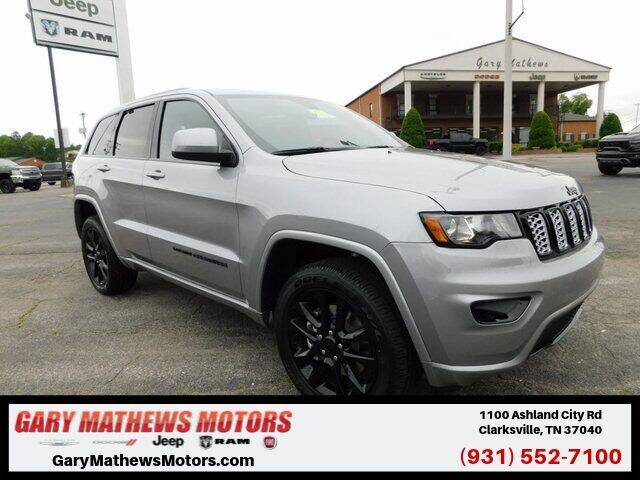 2021 Jeep Grand Cherokee for sale in Clarksville, TN
