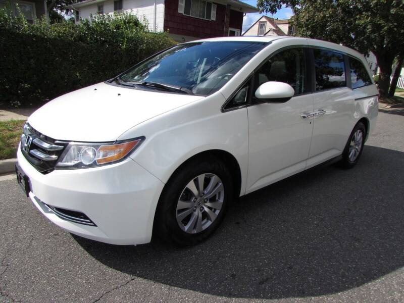 2015 Honda Odyssey for sale at First Choice Automobile in Uniondale NY