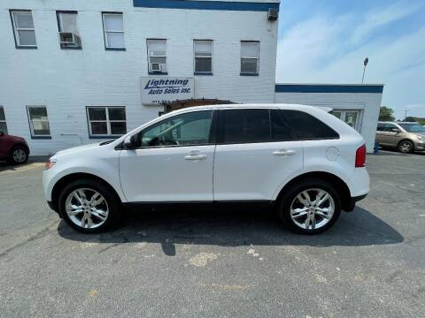 2013 Ford Edge for sale at Lightning Auto Sales in Springfield IL