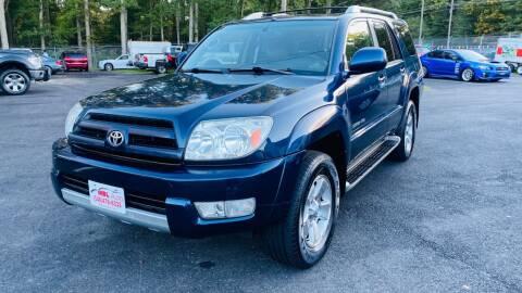 2003 Toyota 4Runner for sale at MBL Auto in Fredericksburg VA