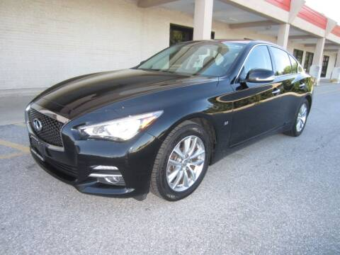 2015 Infiniti Q50 for sale at PRIME AUTOS OF HAGERSTOWN in Hagerstown MD