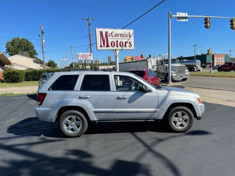 2006 Jeep Grand Cherokee for sale at McCormick Motors in Decatur IL