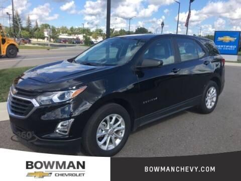 2020 Chevrolet Equinox for sale at Bowman Auto Center in Clarkston MI