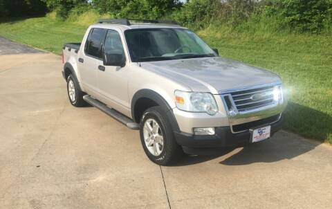 2007 Ford Explorer Sport Trac for sale at MODERN AUTO CO in Washington MO