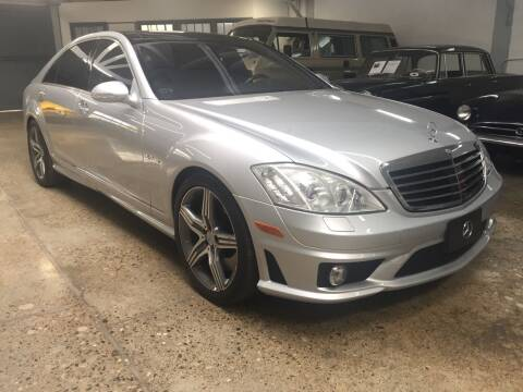 2008 Mercedes-Benz S-Class for sale at Milpas Motors Auto Gallery in Ventura CA