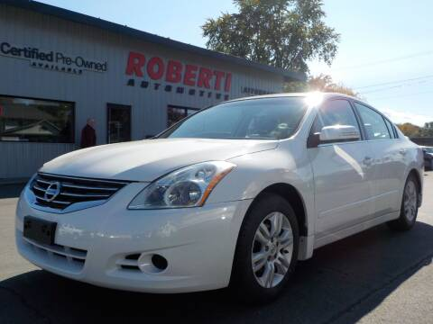 2012 Nissan Altima for sale at Roberti Automotive in Kingston NY