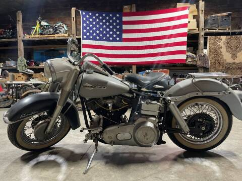 1965 Harley Davidson Panhead for sale at Pro Auto Sales and Service in Ortonville MN