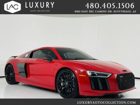 2017 Audi R8 for sale at Luxury Auto Collection in Scottsdale AZ