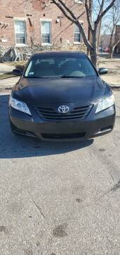 2007 Toyota Camry for sale at EBN Auto Sales in Lowell MA