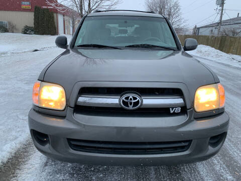 2005 Toyota Sequoia for sale at Luxury Cars Xchange in Lockport IL