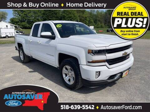 2016 Chevrolet Silverado 1500 for sale at Autosaver Ford in Comstock NY
