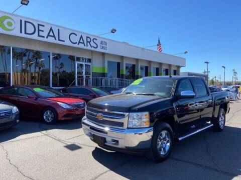 2013 Chevrolet Silverado 1500 for sale at Ideal Cars East Mesa in Mesa AZ