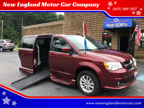 2020 Dodge Grand Caravan for sale at New England Motor Car Company in Hudson NH
