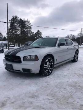 2008 Dodge Charger for sale at Hilltop Auto in Prescott MI