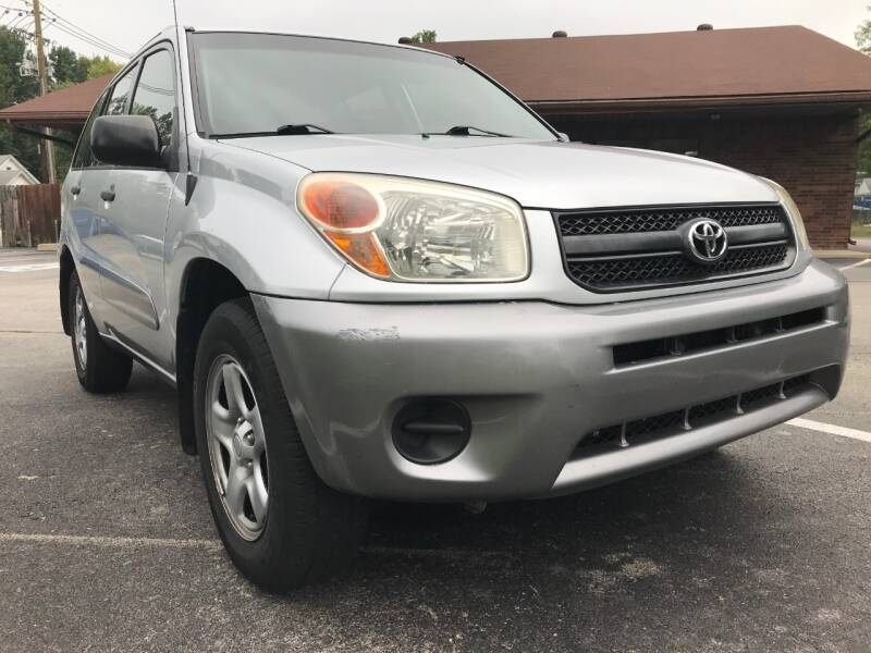 2004 Toyota RAV4 for sale at King Louis Auto Sales in Louisville KY