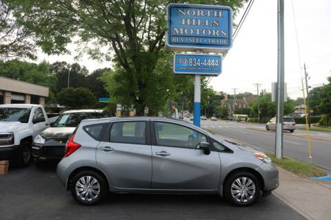 2015 Nissan Versa Note for sale at North Hills Motors in Raleigh NC