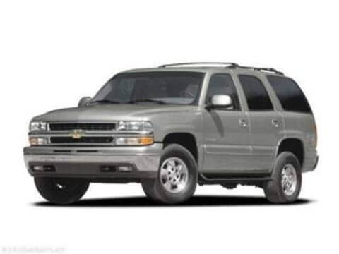 2006 Chevrolet Tahoe for sale at West Motor Company - West Motor Ford in Preston ID