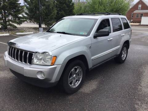2006 Jeep Grand Cherokee for sale at Bromax Auto Sales in South River NJ