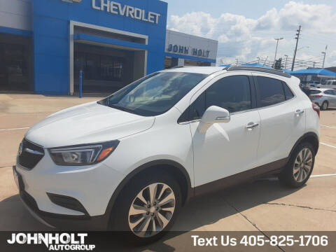 2018 Buick Encore for sale at JOHN HOLT AUTO GROUP, INC. in Chickasha OK