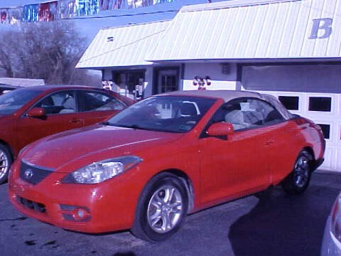 2008 Toyota Camry Solara for sale at Bates Auto & Truck Center in Zanesville OH