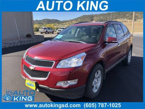 2011 Chevrolet Traverse for sale at Auto King in Rapid City SD