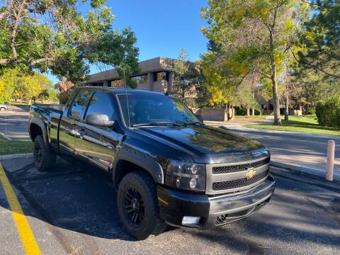 2008 Chevrolet Silverado 1500 for sale at QUEST MOTORS in Englewood CO