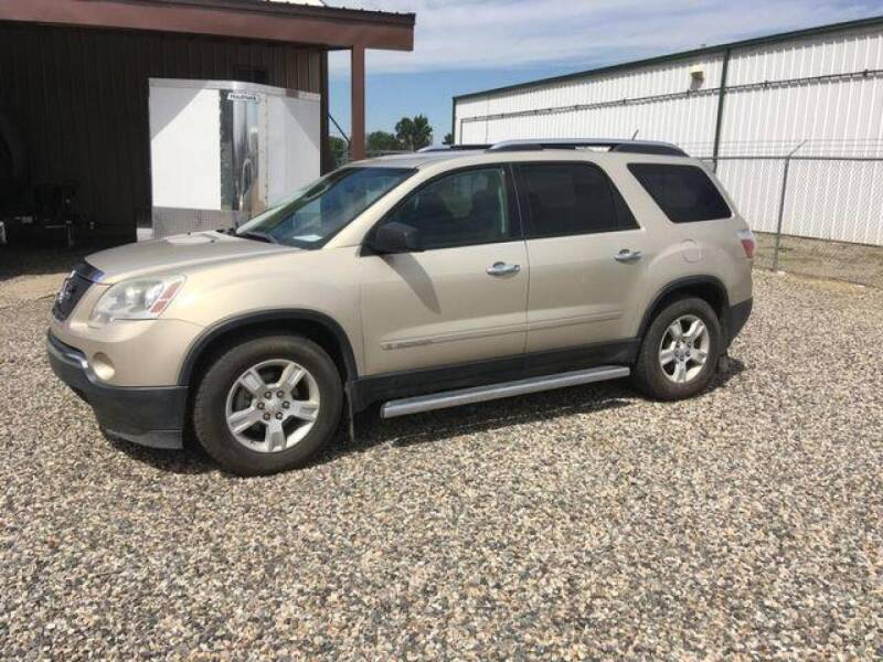 2008 GMC Acadia for sale at Acme Auto Sales & Services LLC in Billings MT