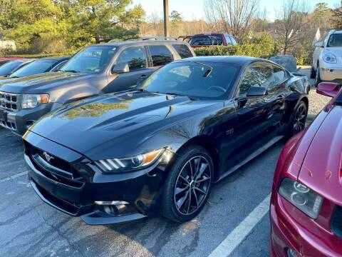 2016 Ford Mustang for sale at Weaver Motorsports Inc in Cary NC