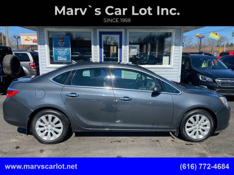 2013 Buick Verano for sale at Marv`s Car Lot Inc. in Zeeland MI
