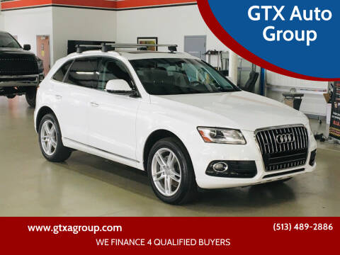 2015 Audi Q5 for sale at GTX Auto Group in West Chester OH