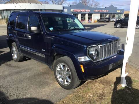 2012 Jeep Liberty for sale at Desi's Used Cars in Peabody MA