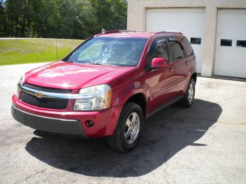 2006 Chevrolet Equinox for sale at Route 111 Auto Sales in Hampstead NH