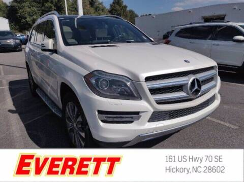 2013 Mercedes-Benz GL-Class for sale at Everett Chevrolet Buick GMC in Hickory NC