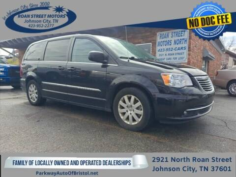 2014 Chrysler Town and Country for sale at PARKWAY AUTO SALES OF BRISTOL - Roan Street Motors in Johnson City TN