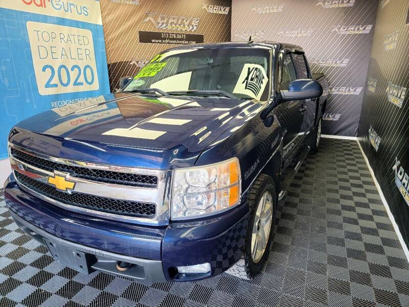 2007 Chevrolet Silverado 1500 for sale at X Drive Auto Sales Inc. in Dearborn Heights MI