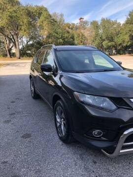 2015 Nissan Rogue for sale at Royal Auto Trading in Tampa FL