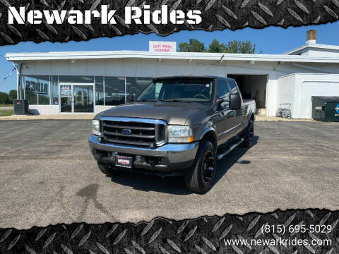 2003 Ford F-250 Super Duty for sale at Newark Rides in Newark IL