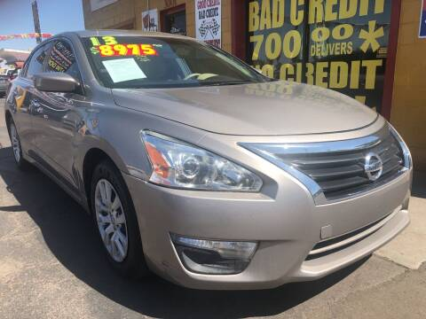 2013 Nissan Altima for sale at Sunday Car Company LLC in Phoenix AZ