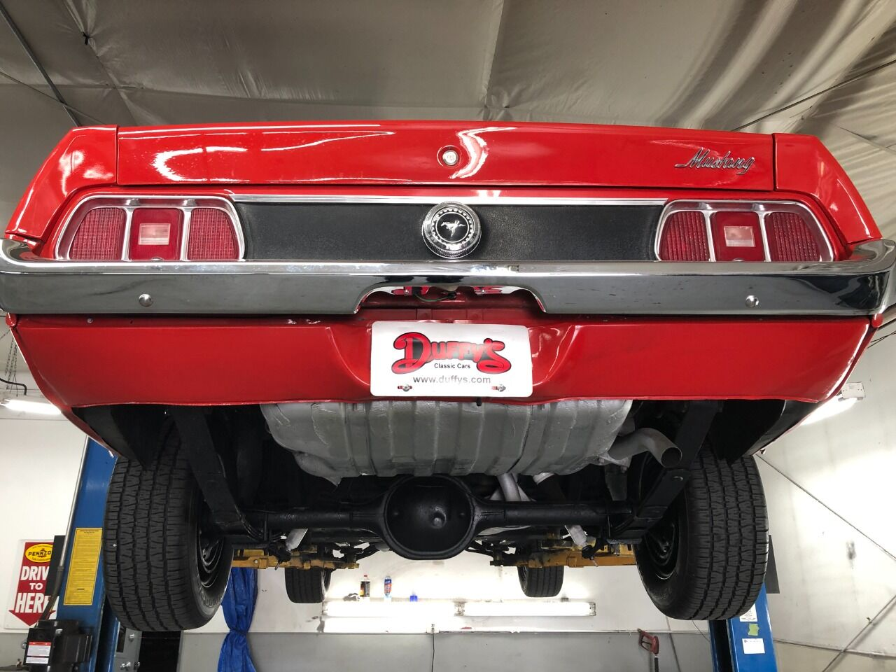 1973 Ford Mustang 69