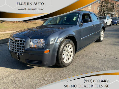 2008 Chrysler 300 for sale at FLUSHIN AUTO in Flushing NY