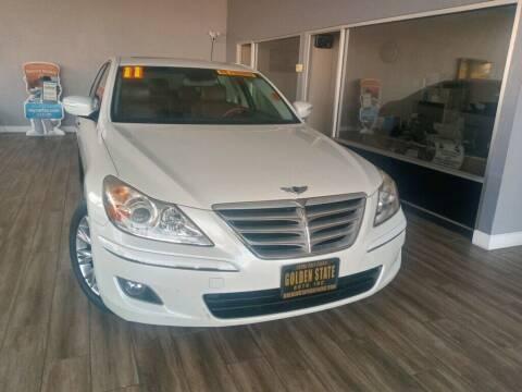 2011 Hyundai Genesis for sale at Golden State Auto Inc. in Rancho Cordova CA