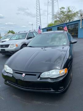 2004 Chevrolet Monte Carlo for sale at MJ'S Sales in Foristell MO