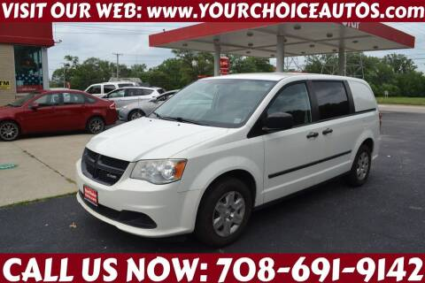 2012 RAM C/V for sale at Your Choice Autos - Crestwood in Crestwood IL