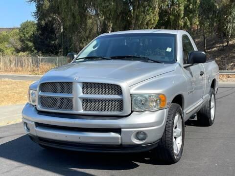 2005 Dodge Ram Pickup 1500 for sale at ZaZa Motors in San Leandro CA
