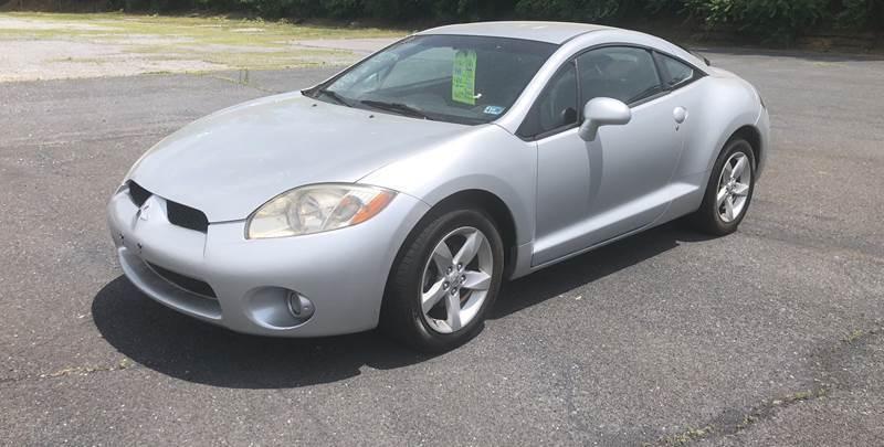 2007 Mitsubishi Eclipse for sale at Augusta Auto Sales in Waynesboro VA