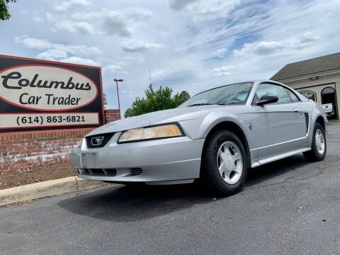 1999 Ford Mustang for sale at Columbus Car Trader in Reynoldsburg OH